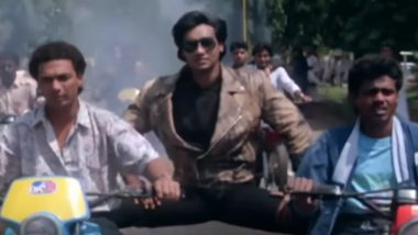 Did You Know Veeru Devgan Directed the Most Epic Entry Scene Ever for Son Ajay Devgn?