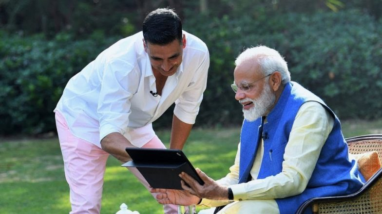 Akshay Kumar Wishes Narendra Modi a More Successful Second Term After BJP's Historic Win – Read Tweet