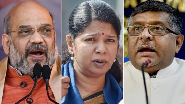 Amit Shah, Ravi Shankar Prasad, Kanimozhi Resign as Rajya Sabha MPs After Being Elected to Lok Sabha