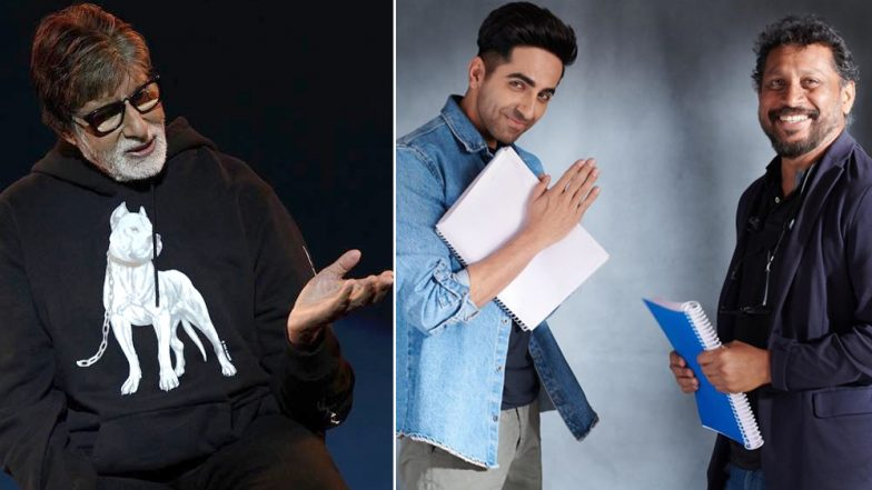 Gulabo Sitabo: Ayushmann Khurrana Was Anxious and Excited About His First Shoot With Amitabh Bachchan