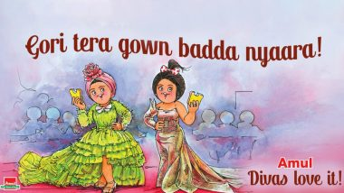 Cannes 2019: Amul Pays a Very Cool Tribute to Deepika Padukone and Aishwarya Rai Bachchan's Fashion Outings