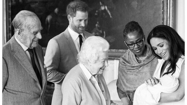 Royal Baby Name Revealed: Prince Harry and Meghan Markle Name Their Son Archie Harrison Mountbatten-Windsor
