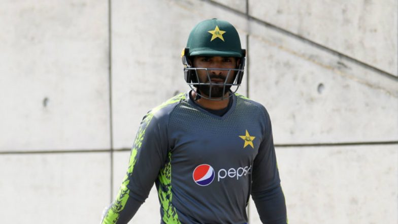 Grieving Asif Ali Rejoins Pakistan ICC CWC 2019 Squad After Daughter's Funeral