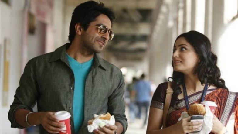 Ayushmann Khurrana-Yami Gautam To Rekindle Their 'Vicky ... Yami Gautam And Ayushmann Khurrana In Vicky Donor