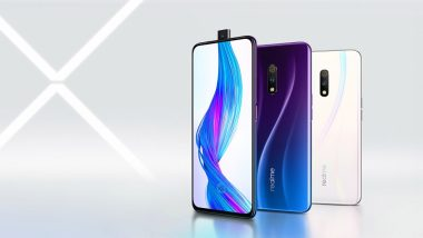 Realme X, Realme X Lite Smartphones Launched in China; Prices, Features & Specifications