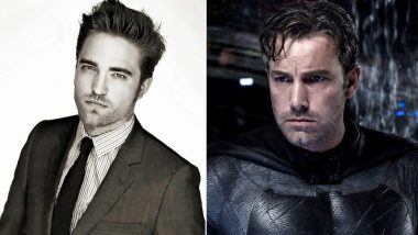Batman: Robert Pattinson to Succeed Ben Affleck as the Caped Crusader in DC's Next
