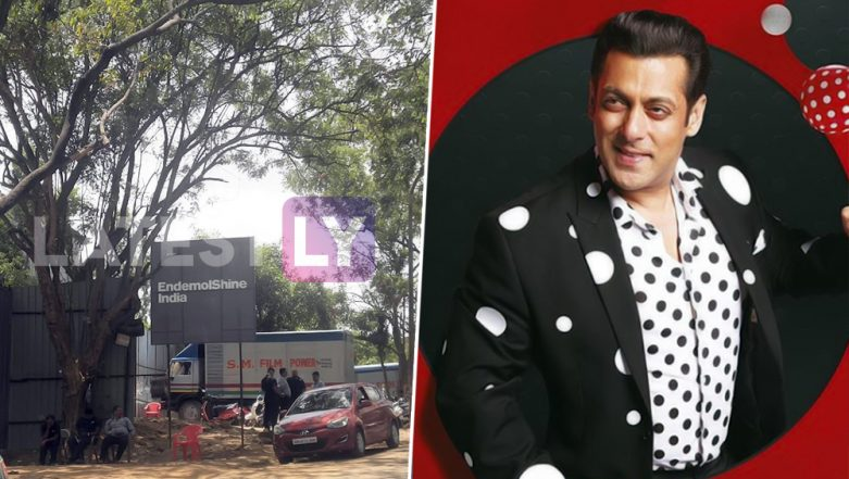 Salman Khan's Bigg Boss 13 Set Being Built In Filmcity - View EXCLUSIVE Pictures