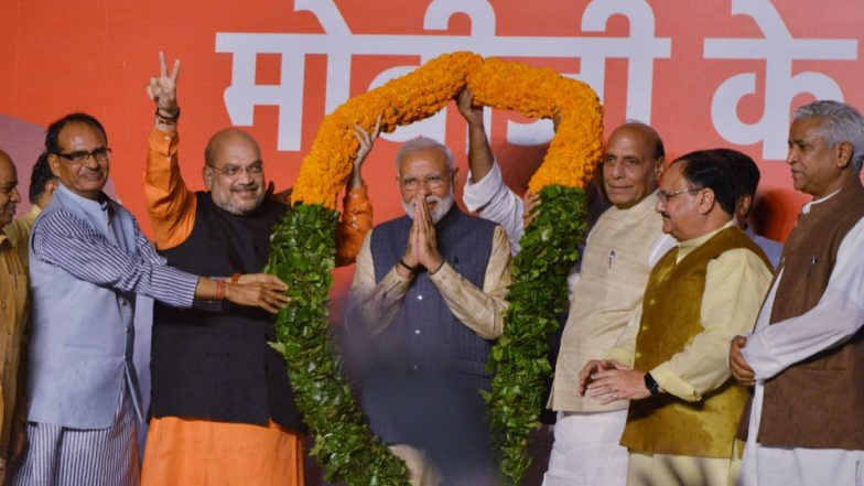 Narendra Modi to Take Oath as PM for Second Term On May 30: Reports