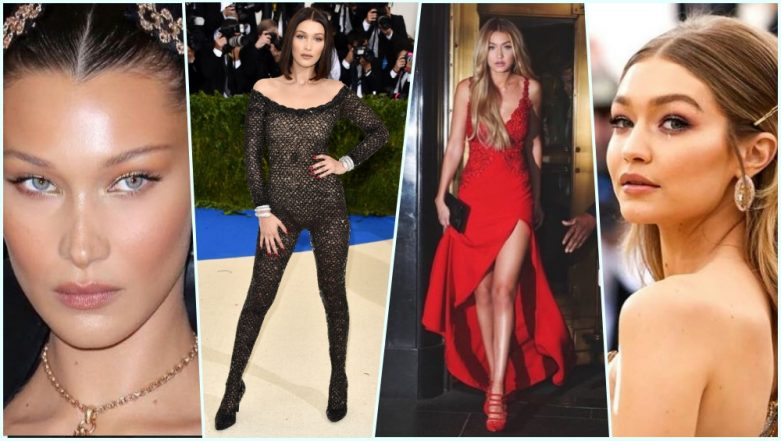 Met Gala: How Gigi and Bella Hadid Ruled the Met Ball Red Carpet All Through the Years (See Pics)