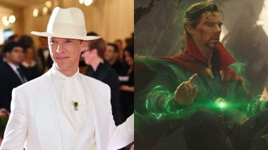 Met Gala 2019: Benedict Cumberbatch Wore the Time Stone to the Red Carpet; at Least That's What the Internet Is Saying