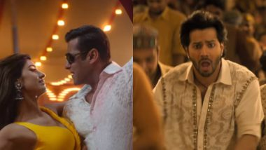 From Bharat's Slow Motion to Kalank's First Class: How Era-Inappropriate Songs in Bollywood Are Taking Music Lovers for a Ride!