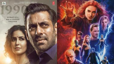 Salman Khan's Bharat Opening with more than 4000 Screens in India is Making us Worried About Sophie Turner's X-Men: Dark Phoenix