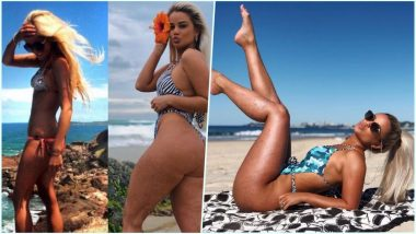 Instagram Model Shows Off Weight Gain Pic After Putting on 22 Pounds: 'I Feel Much Better About Myself'