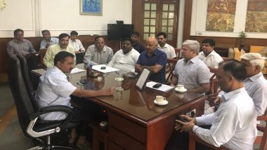 Arvind Kejriwal Calls Cabinet Meeting, Reviews Ongoing Projects