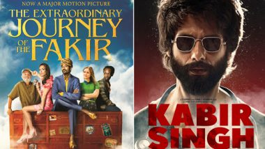 Dhanush's The Extraordinary Journey of the Fakir to Clash With Shahid Kapoor's Kabir Singh on June 21