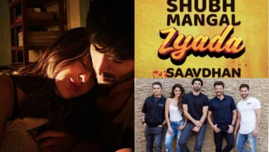 Valentine's Day 2020: Malang, Love Aaj Kal 2 and Shubh Mangal Zyada Saavdhan Headed for a Box Office Clash
