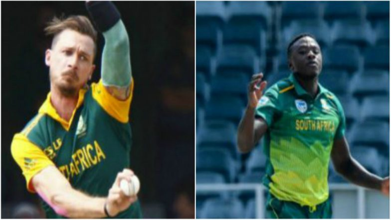 South Africa Coach Ottis Gibson Says Dale Steyn and Kagiso Rabada on Track to Full Recovery Before ICC Cricket World Cup 2019