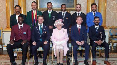 Sarfaraz Ahmed Trolled for Wearing Salwar Kameez While Meeting Queen Elizabeth II Ahead of CWC 2019 Opener, Pak Skipper Defends His Outfit Choice