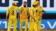 CSK IPL 2020 Schedule for PDF Download Online: Chennai Super Kings Matches of Indian Premier League 13 With Full Timetable, Fixtures in UAE