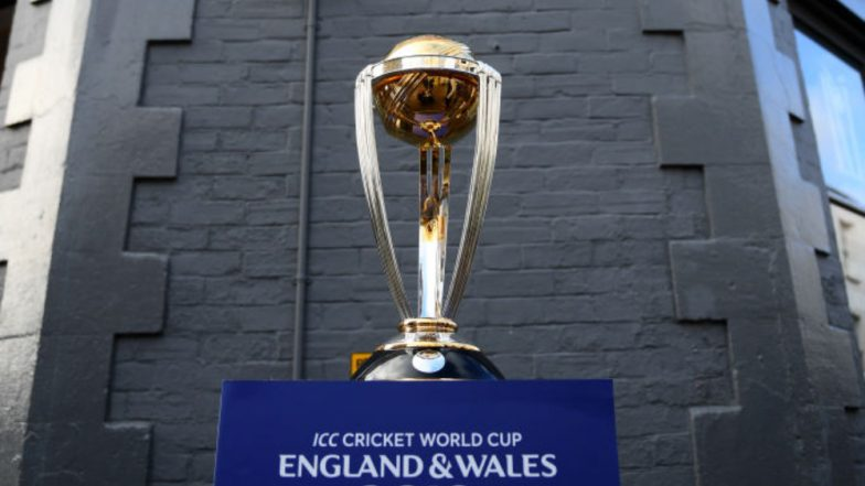 ICC Cricket World Cup: Here's a Look at Some Records and Stats Ahead of CWC 2019