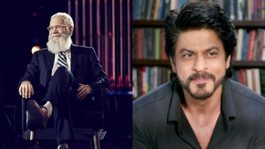 Shah Rukh Khan to Appear on David Letterman's Show My Next Guest Needs No Introduction to Promote Netflix Original Bard of Blood?
