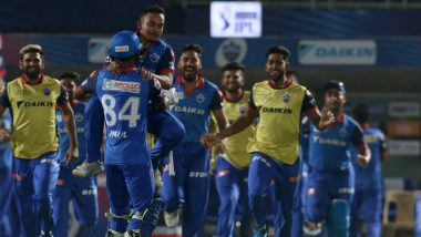 DC vs SRH IPL 2019 Eliminator Stat Highlights: Rishabh Pant Special Helps Delhi Capitals Set Up Qualifier Clash With CSK, Knock Sunrisers Hyderabad Out