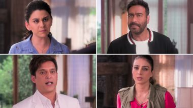De De Pyaar De Dialogue Teaser: Ajay Devgn, Tabu and Jimmy Shergill's Funny Banter Is LOL – Watch Video