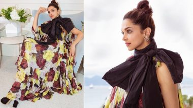 Cannes 2019: Deepika Padukone's Love for Flowers Isn't Restricted to her Instagram Feed - View Pics