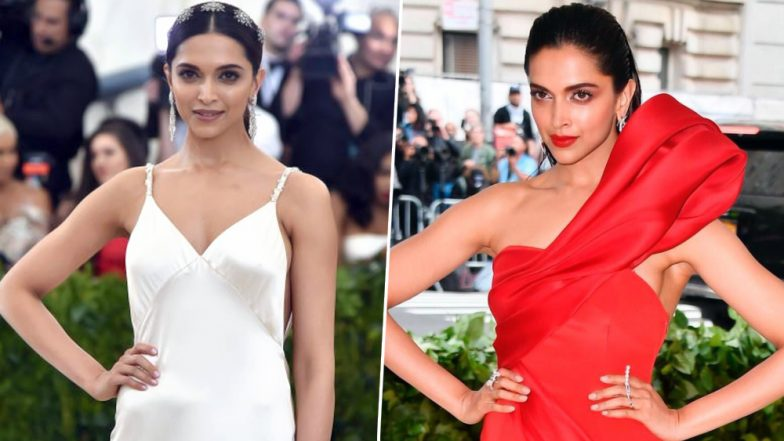 Met Gala 2019: Here's a Throwback to Deepika Padukone's Beautiful Red Carpet Appearances at The Prestigious Event- View Pics