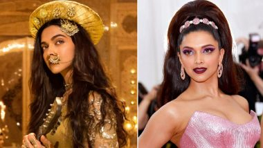 Met Gala 2019: Deepika Padukone's OTT Expressions on 'Deewani Mastani' are Something You Did Not See Coming! (Watch Video)