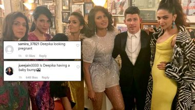 Met Gala 2019: Fans Feel Deepika Padukone Is Pregnant After Priyanka Chopra Shares This Picture From After-Party