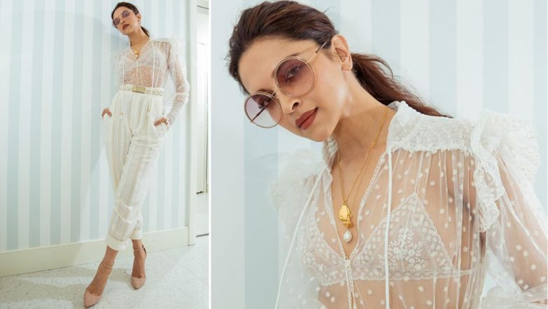 Cannes 2019: Deepika Padukone Continues to Woo out Hearts With Her Ravishing Choices at the French Riviera