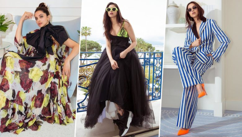 Cannes 2019: Deepika Padukone's Fans Are Unable to Understand Why She's Changing So Many Clothes on Day 2!