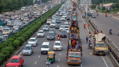 New Motor Vehicles Act 2019: BJP Government in Gujarat Slashes Traffic Violation Fines Up To 90%