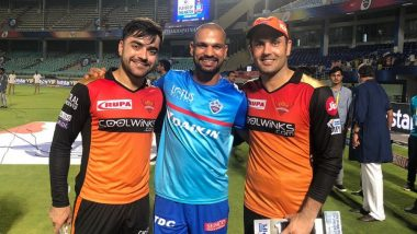 Ramadan 2019: Shikhar Dhawan Reveals Rashid Khan and Mohammad Nabi Were Fasting Ahead of IPL 12 Eliminator Against Delhi Capitals