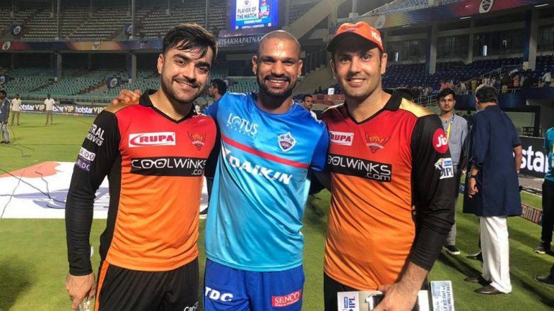 Ramadan 2019: Shikhar Dhawan Reveals Rashid Khan and Mohammad Nabi Were Fasting Ahead of IPL 12 Eliminator Against Delhi Capitals