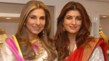 Twinkle Khanna on Mother Dimple Kapadia Bagging a Role in Christopher Nolan's Tenet: Age Is Not an Obstacle in the Path of Ability and Talent