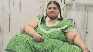 Asia's Heaviest Woman Amita Rajani Sheds 214 Kgs in 4 Years, Now Weighs Around 80 Kgs