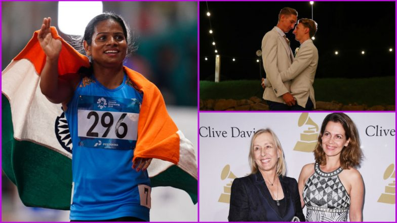 Not Just Dutee Chand These Famous Sports Stars Admitted Being in a Same-Sex Relationship