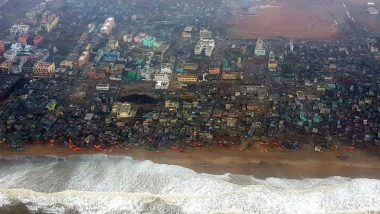 Cyclone Fani Victims in Odisha to Get 7 Million Hong Kong Dollars as Relief Fund