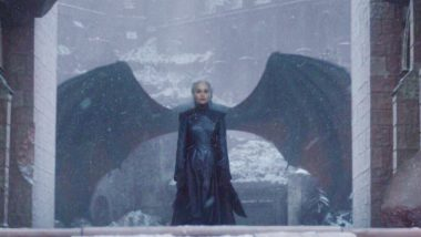 Game of Thrones Season 8 Finale: Daenerys Targaryen Looks Like a Dragon in This Shot Being Loved by Fans