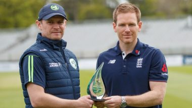 ENG vs IRE Live Streaming Online: Check Live Cricket Score, Watch Free Live Telecast of England vs Ireland ODI Match 2019