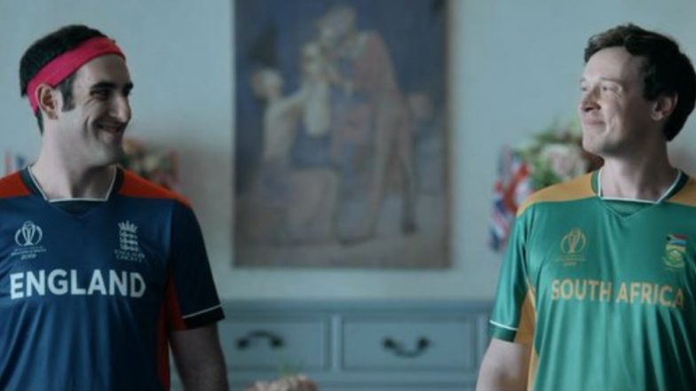 Star Sports Trolls England and South Africa in Its Latest Cricket Ka Crown Campaign Ahead of ICC Cricket World Cup Opening Match, Watch Video