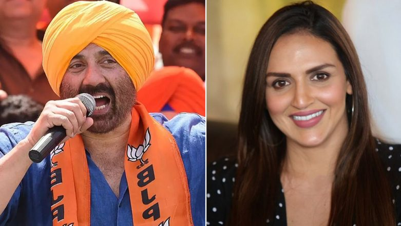 Esha Deol Wishes Sunny Deol a Hearty Congratulations on His Big Political Win