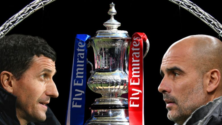 Manchester City vs Watford Live Streaming Details of FA Cup 2018–19 Final on SonyLiv: How to Get Live Telecast on TV & Free Football Score Updates in Indian Time?