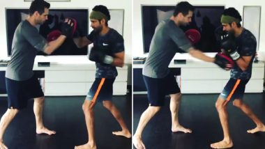 Toofan: A Chiselled Farhan Akhtar on the Beast Mode in His Workout Session – Watch Video