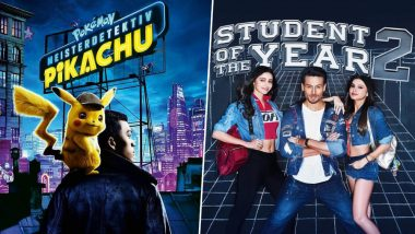 Movies This Week: Pokémon: Detective Pikachu and Student of the Year 2