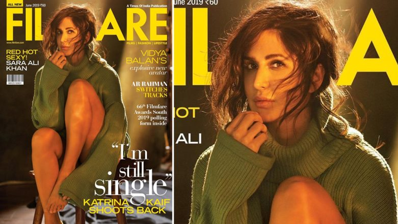 Katrina Kaif Needs Nothing but a Simple Sweater to Look Insanely Hot - View Pic