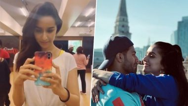 Shraddha Kapoor Preps Up for Remo D'Souza's Street Dancer, Posts Rehearsal Video