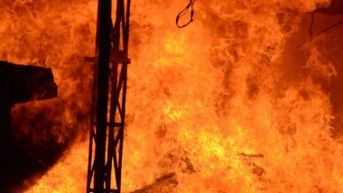 China: Fire Breaks Out in Factory in Fujian Province, 4 Dead, 3 Injured